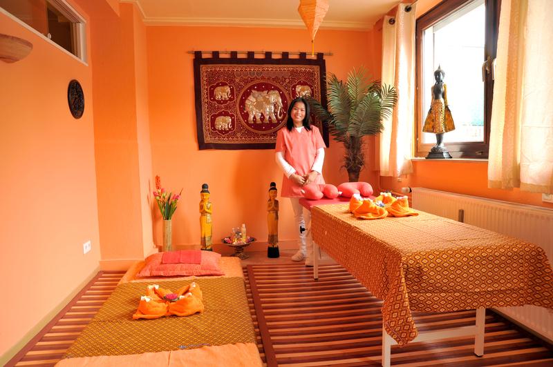 Jirapas Thaimassage Osnabrück - Traditionelle Thai Massage